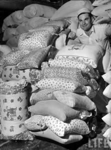 flour sacs