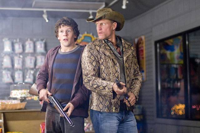 Columbus and Tallahassee ready for a zombie encounter!  http://www.theepochtimes.com/n2/arts-entertainment/zombieland-23639.html