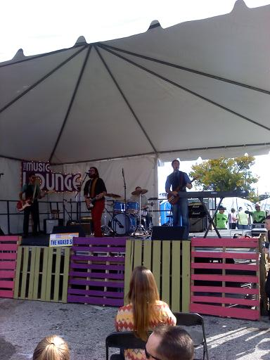 Music at the FAF was great.  The Naked Sun, with guitarman Tim Campbell rocked the craft beer garden! http://wearethenakedsun.com/about/